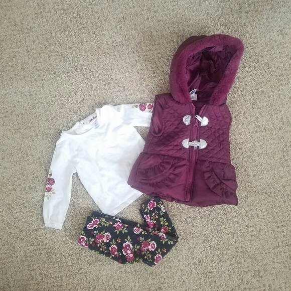 18M Girls outfit